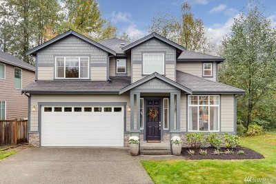Bothell Single Family Home For Sale: 3818 161 Place SE