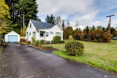 Olympia Single Family Home For Sale: 1910 Union Ave SE