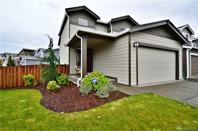 Puyallup Single Family Home For Sale: 11558 174th Ave E
