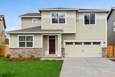 Puyallup Single Family Home For Sale: 6719 139th St Ct E