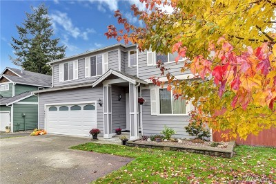 Puyallup Single Family Home For Sale: 16625 129th Av Ct E