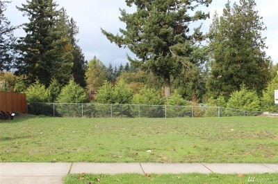 Whatcom County Residential Lots & Land For Sale: 1513 Foxtail St