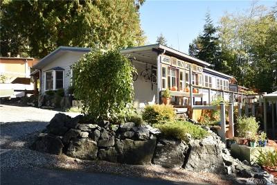 Bellingham Mobile Home For Sale: 4195 Samish Way #124