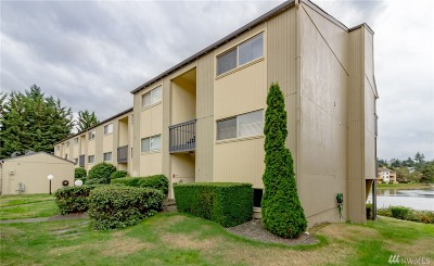 Federal Way Condo/Townhouse For Sale: 31003 14th Ave S #A20
