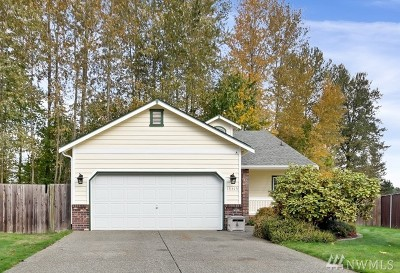Puyallup Single Family Home For Sale: 15315 87th St Ct E