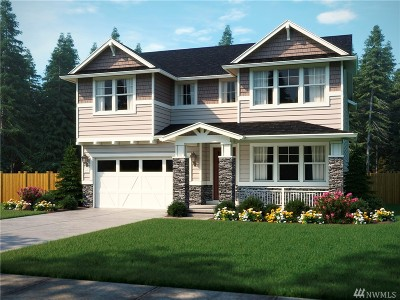 Sammamish Single Family Home For Sale: 4580 235th Place SE #Lot23