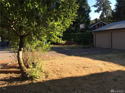 King County Residential Lots & Land For Sale: 17511 113th Ave NE