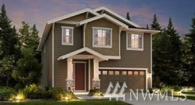 Gig Harbor Single Family Home For Sale: 5025 Mariner St #92