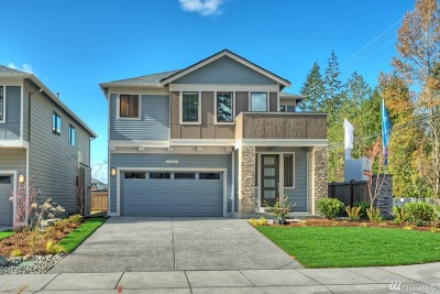 Bothell Single Family Home For Sale: 4210 223rd Place SE #24