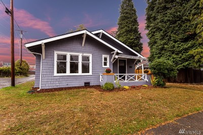 Tacoma Single Family Home For Sale: 611 S Washington St