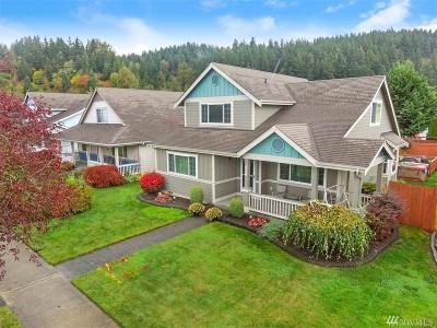 Sumner Single Family Home For Sale: 4601 152nd Av Ct E
