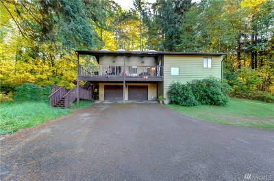 Bothell Single Family Home For Sale: 11321 E Riverside Dr