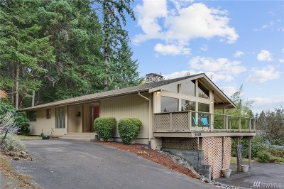 Gig Harbor Single Family Home For Sale: 5808 Reid Dr NW