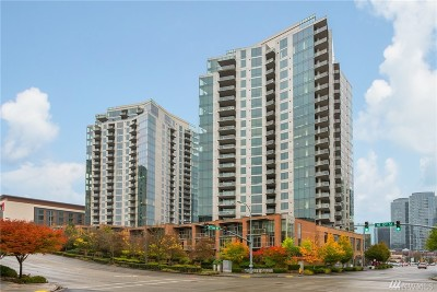 Bellevue Condo/Townhouse For Sale: 10610 NE 9th Place #606