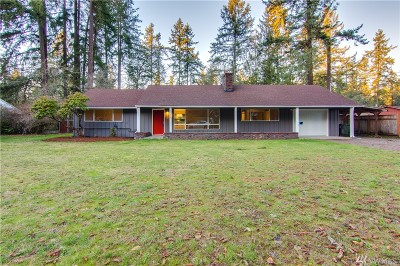Lakewood Single Family Home For Sale: 8315 104th St SW