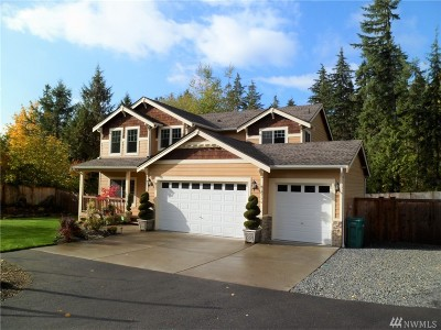 Lake Stevens Single Family Home For Sale: 8530 115th Ave NE