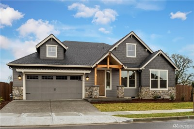 Port Orchard Single Family Home For Sale: 4900 Castleton Rd SW