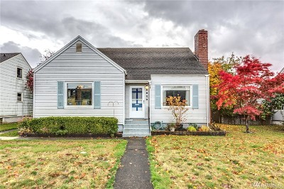 Tacoma WA Single Family Home For Sale: $300,000