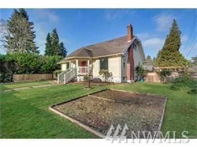 Seattle Single Family Home For Sale: 1934 NE Northgate Wy