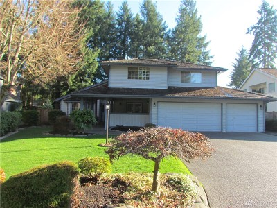 Puyallup Single Family Home For Sale: 16519 87th Ave E