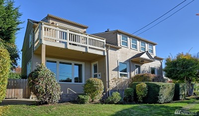 Edmonds Single Family Home For Sale: 1031 7th Ave S