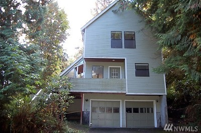 Single Family Home For Sale: 567 W Lake Samish Dr
