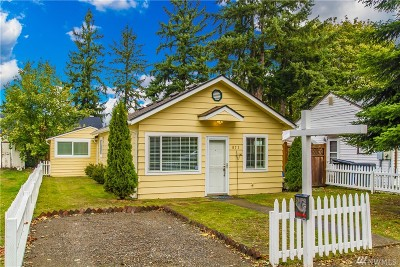 Tacoma WA Single Family Home For Sale: $189,900