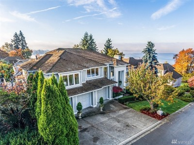 Sammamish Single Family Home For Sale: 20331 NE 15th Place