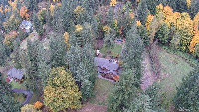 North Bend, Snoqualmie Single Family Home For Sale: 12619 444th Ave SE