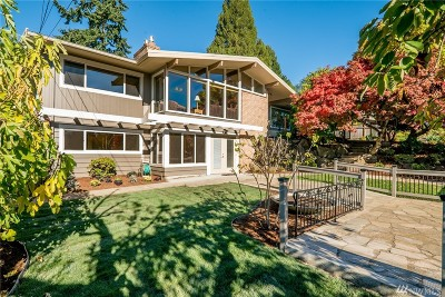 Bothell Single Family Home For Sale: 10222 NE 198th St