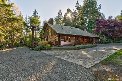 Gig Harbor Single Family Home For Sale: 4416 150th St NW