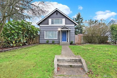 Everett Single Family Home For Sale: 918 Maple St