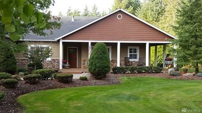 Thurston County Single Family Home For Sale: 15330 159th Lane SE
