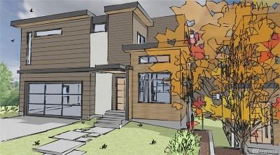 Kirkland Single Family Home For Sale: 11405 88th St
