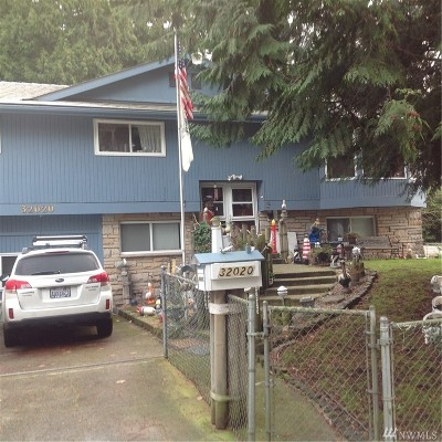 Auburn Single Family Home For Sale: 32020 44th Ave S