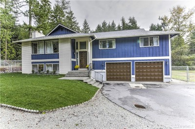 Gig Harbor Single Family Home For Sale: 4009 80th Ave NW