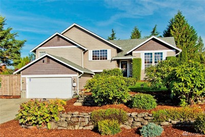 Bonney Lake Single Family Home For Sale: 20307 126th St Ct E