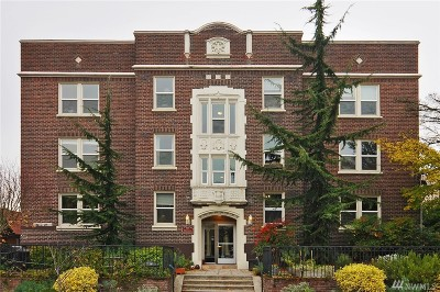 Seattle Condo/Townhouse For Sale: 715 24th Ave #201
