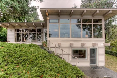 Normandy Park Single Family Home For Sale: 17044 16th Ave SW