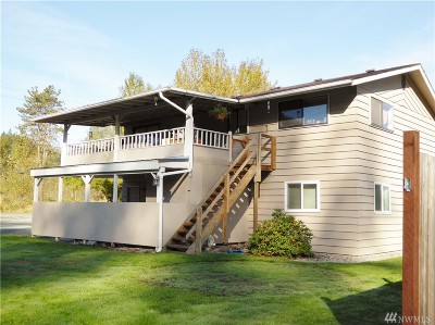 Orting Multi Family Home For Sale: 21419 Orville Rd E