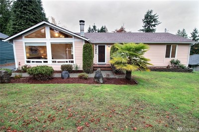 Tukwila Single Family Home For Sale: 5708 S 144th St