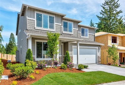 Bothell Single Family Home For Sale: 26 175th Place SW