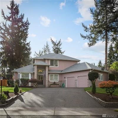 Single Family Home For Sale: 9609 Amanda Dr NE