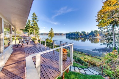 Poulsbo WA Single Family Home For Sale: $718,000