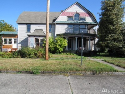 Sedro Woolley Single Family Home For Sale: 402 Talcott St