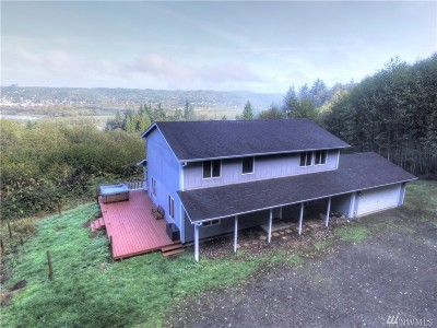 Montesano Single Family Home For Sale: 50 Grandview Lane