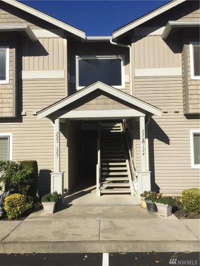 Sumas Condo/Townhouse Sold: 1305 Boon St #223