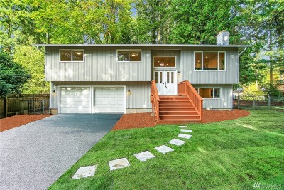 Bothell Single Family Home For Sale: 4515 224th St SE