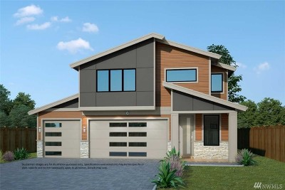 Marysville Single Family Home For Sale: 9031 52nd Dr NE