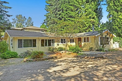 Kirkland Single Family Home For Sale: 11104 NE 116th St
